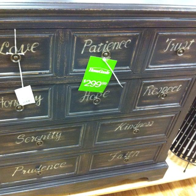 Darling drawer set I saw at Home Goods  299 00. 197 best HomeGoods Finds images on Pinterest