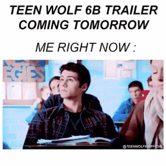 Teen Wolf 6B sneak peek. CANT WAIT!!! gif