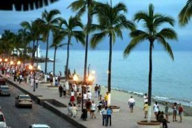 On the strand at Puero Vallarta, Mexico – Best Places In The World To Retire – International Living-Puerto Vallarta is really, really, really safe. It had some hiccups relevant to safety, but that happens just like anywhere else in the world. The Puerto Vallarta area and the Riviera Nayarit area (just north-west of Porto Vallarta) are both tourism-based and tourism very important to us and for the government, so it is important for all parties to keep crime down.