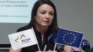 Úřad ROP Jihozápad dočasně vede Makovičková