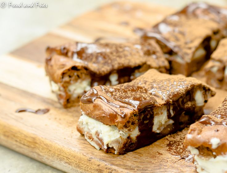 Tiramisu protein bar - Freud and Fries