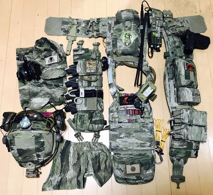 A-Tacs iX Gear