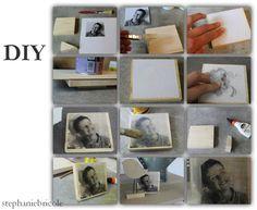17 meilleures id es propos de transfert de photo sur bois sur pinterest les transferts de. Black Bedroom Furniture Sets. Home Design Ideas