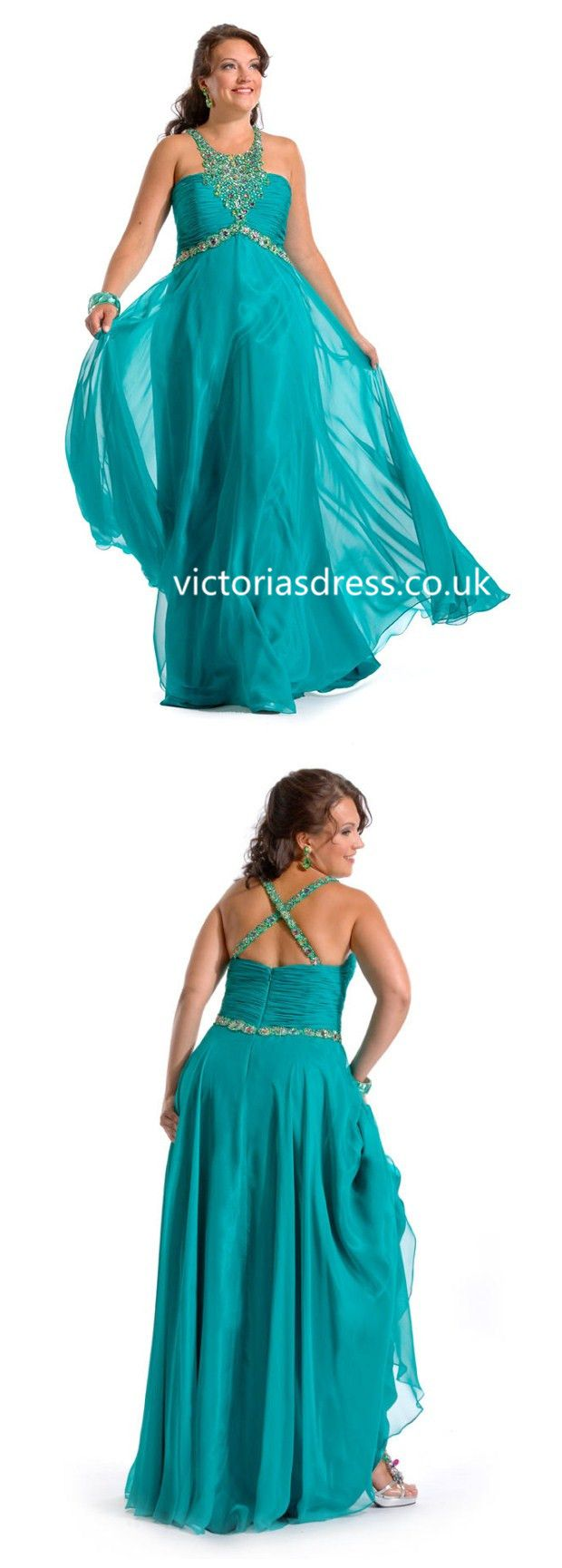 65 best Plus Size Prom Dresses images on Pinterest | Party wear ...