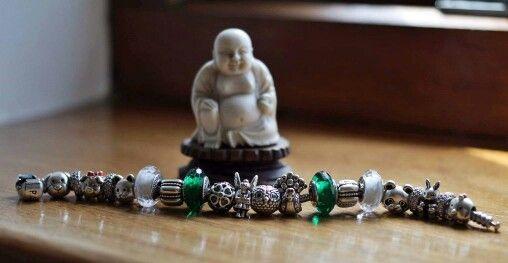 My Pandora bracelet