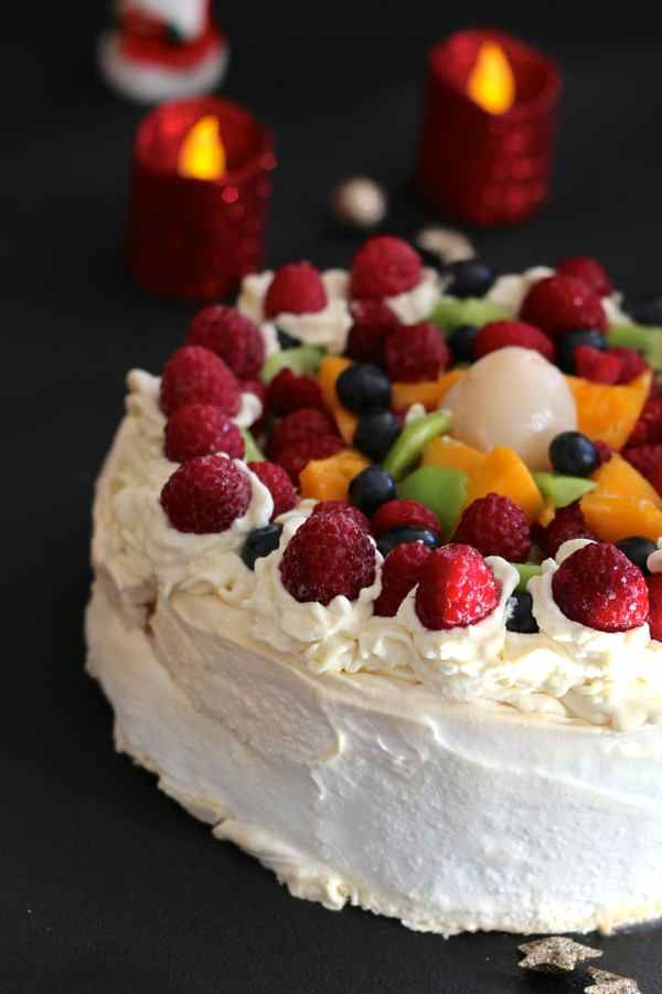 Pavlova - Authentic Recipe from New Zealand | 196 flavors