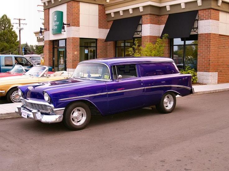 1956 Chevy Sedan Delivery #retro #chevy #chevroletNice Chevy, Chevy Chevrolet, Big Wheels, Delivery Nomad, Chevy Sedan, 1956 Chevy, Chevy Nomad, Chevy Wagon, Nice Riding