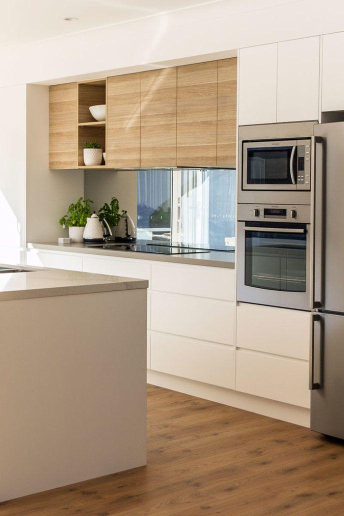 post home living pinterest k che k che mit insel. Black Bedroom Furniture Sets. Home Design Ideas