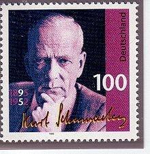 Kurt Schumacher - Wikipedia, the free encyclopedia