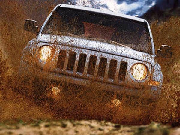2016 Jeep Patriot Review