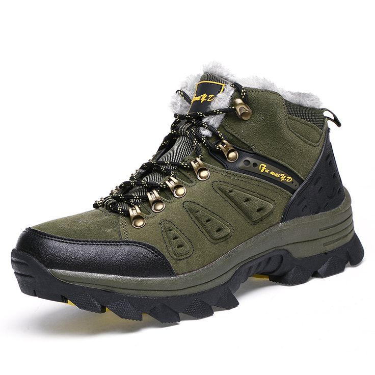 Brand Outdoor Sport Boots Hiking Shoes for Men Outdoors Male Shoes Women Trekking Boot Climbing Shoes Botas size 35-46