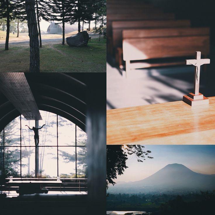 Chapel Bukit Doa Mahawu