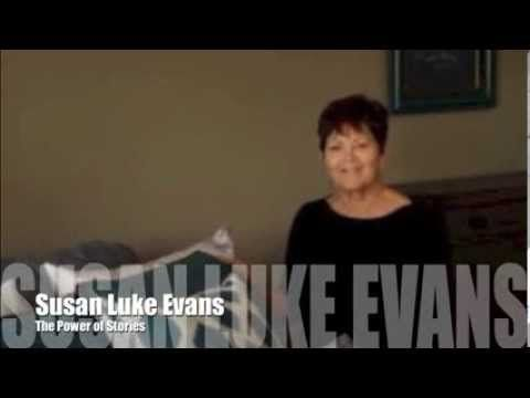 See Susan Luke Evans' video about her talk on The Power of Stories, at the PSASA Convention.