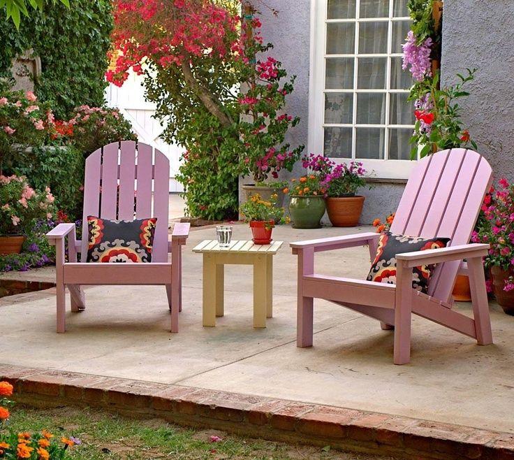 2x4 Adirondack Chair Plans (Ana's Favorite) Diy