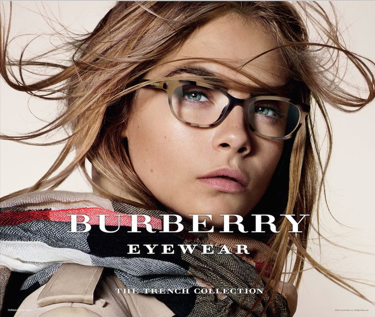 eyewear glasses boc9  Inspired by its iconic trench, the Burberry Eyewear Trench Collection with  Cara Delevigne is now