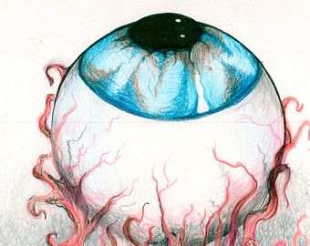 eyeball drawing - Google Search