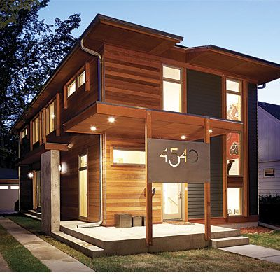 A Modern Modular At Home In Minneapolis Building A House