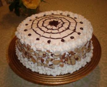 Italian Rum Cake...probably my most favoritest dessert ever!
