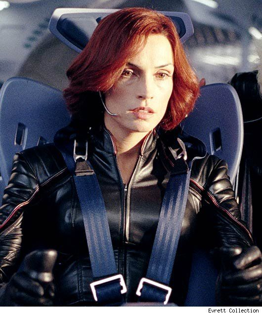 Famke Janssen as Doctor Jean Grey As Phoenix - X-Men by Bryan Singer