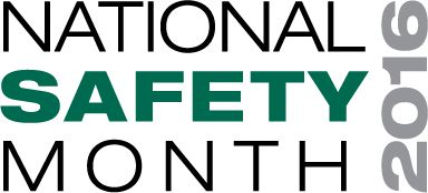 Be sure to talk with your employees about the importance of safety in the workplace, and review steps that should be taken on a daily basis to keep everyone safe. #nationalsafetymonth #safeforlife