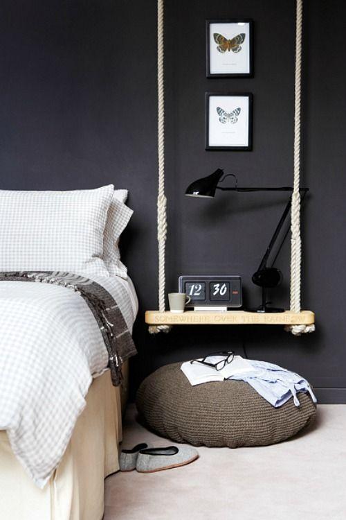 Mesita de noche original design mesas de cabeceira - Mesita de noche original ...