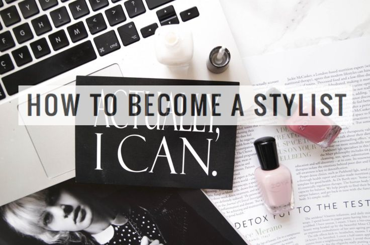 some top tips on how to get into styling as a career from a freelance stylist
