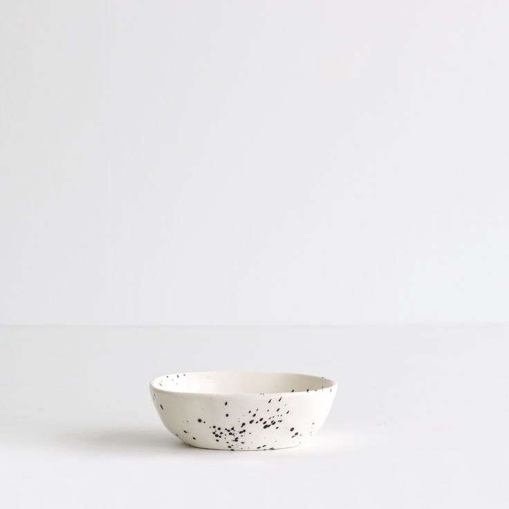Splatter Small Bowl