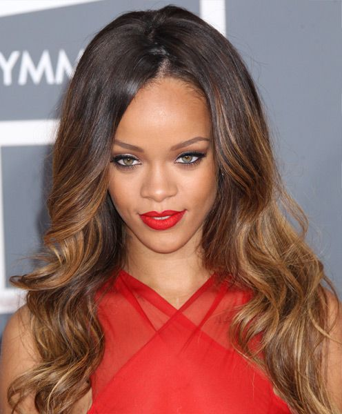 haircut style for 11 best rihanna balayage images on hair color 3892
