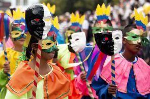 Carnaval de Negros y Blancos, Pasto - Colombia.