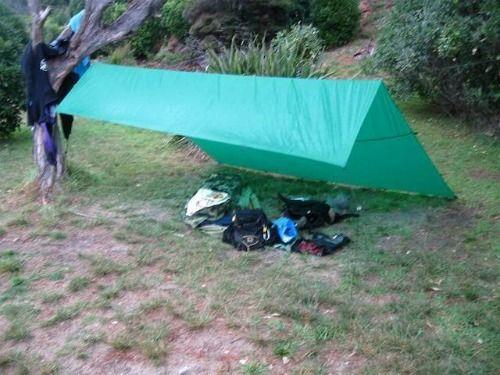 Backpacking Tarp Tents & Best 25+ Backpacking tarp ideas on Pinterest | Tarp shelters Bug ...