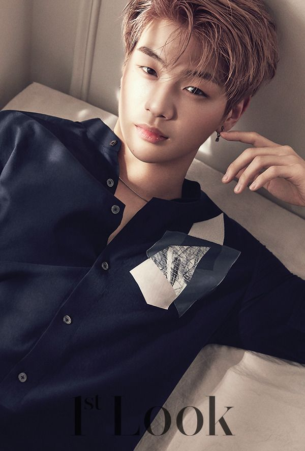 Kang Daniel (Wanna One) - 1st Look Magazine vol. 137