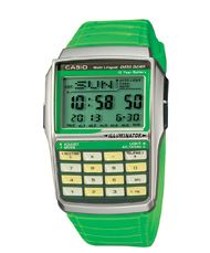 $60: Limited Edition Databank from Casio.  Nerd street cred gone too far.