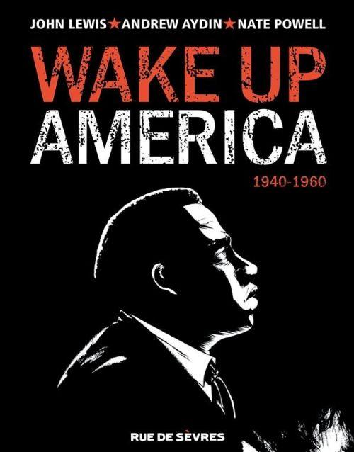 March est une peinture de la société américaine des années 60, racontée à partir de la vie de John Lewis, démocrate, icône américaine, le seul encore vivant du groupe des Big Six dont faisait partie Martin Luther King. Ce premier tome retrace le début des sits in et la mise en pratique de la politique de non violence.