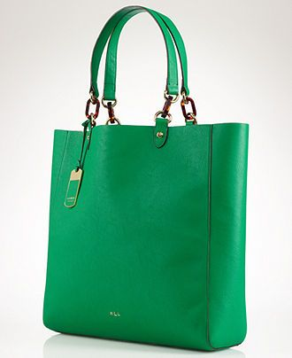 Lauren Ralph Lauren Handbag, Bembridge Tote - All Handbags - Handbags & Accessories - Macys