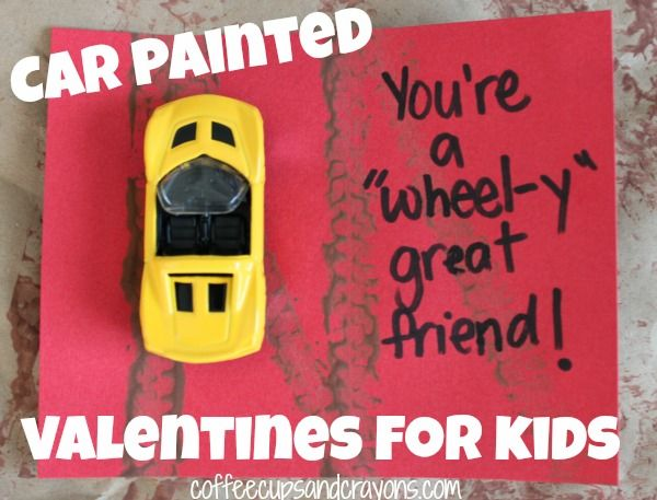 25 best ideas about Homemade valentines – Homemade Kid Valentine Cards