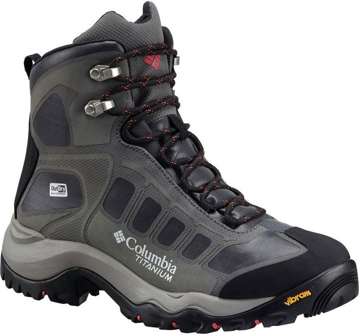 Columbia Daska Pass III Titanium Outdry Extreme Hiking Boot