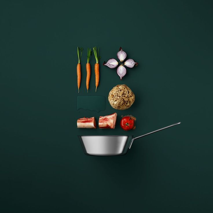 Eva Trio foodstyling on Behance