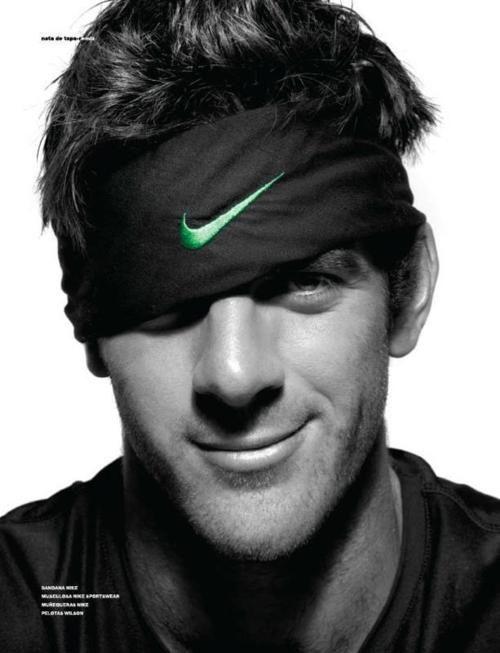 Juan Martin del Potro looking good as always #delpotro #tennis