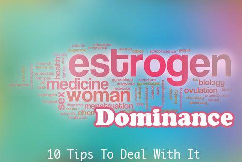 Estrogen Dominance & adrenal Fatigue