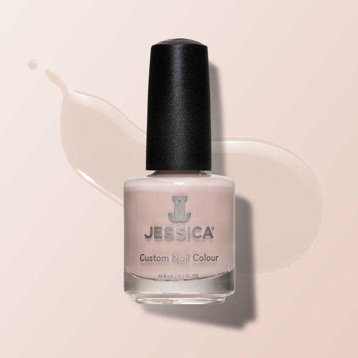 Jessica Cosmetics nude polish