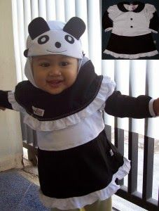 Mengajarkan sang anak bayi untuk memakai busana yang sesuai dengan syar'I mungkin merupakan hal baik yang harus diajarkan oleh orang tua, te...