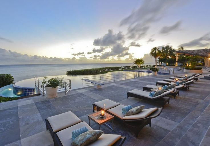 CASA DE LA PLAYA http://www.stmaarteninvestments.com/real-estate.aspx?id_villa=232&type=sale&utm_source=Pinterest&utm_medium=web&utm_campaign=Magic+Bullet 15,000+ sq ft of living space. Five fully furnished bedrooms, resort size swimming pool, 1,200 bottle wine cellar. Over-sized gourmet kitchen. Numerous producing fruit and citrus trees that include mango, papaya, banana, pineapple, lime, lemon, avocado and coconut trees.