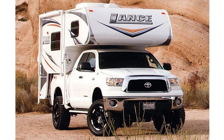 lance camper toyota tundra #6