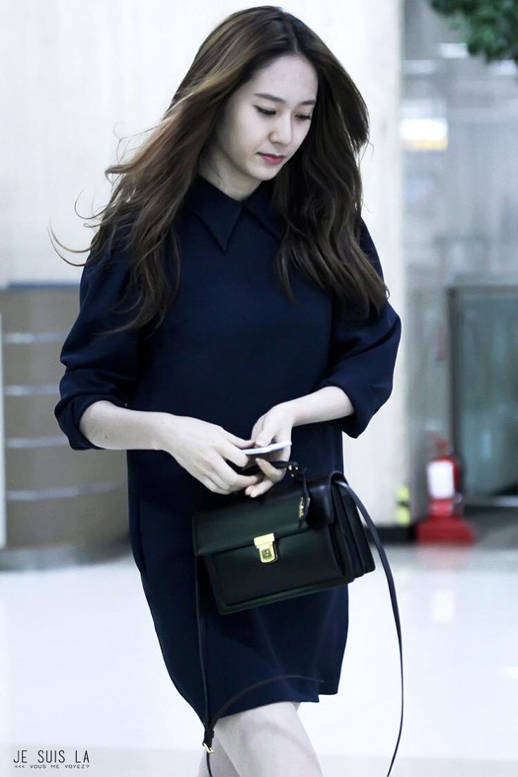 296 Best Krystal Jung Style Images On Pinterest Krystal Jung Airports And Airport Fashion