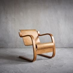 Alvar Aalto - Chair model n°31