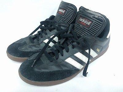 Adidas Samba Classic Soccer Casual Shoe Black MENS SIZE 12