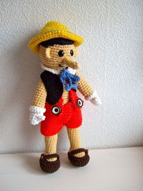 my Pinochio