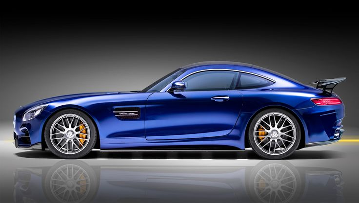 The $265,000 Piecha AMG GT-RSR Is a Super-Powered Mercedes-AMG GT S Coupe