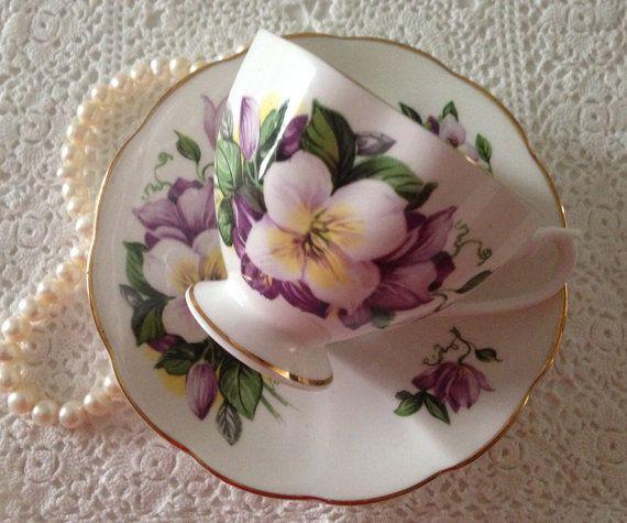 Regina Anne Cina tè tazza & piattino