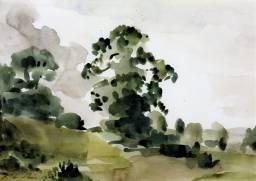 Philip Wilson Steer  Elm Trees 1922